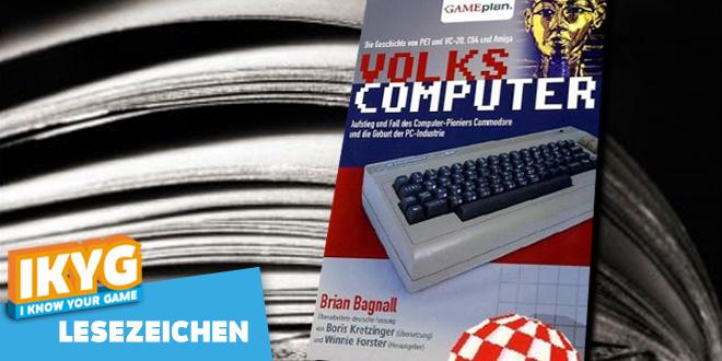 Lesezeichen – Volkscomputer: Aufstieg und Fall des Computer-Pioniers Commodore