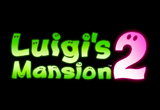 Luigis Mansion 2 Logo