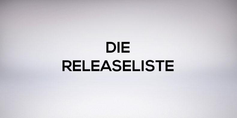 Releaseliste