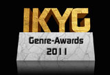 IKYG-Awards 2011 – Die Gewinner der Genre-Awards