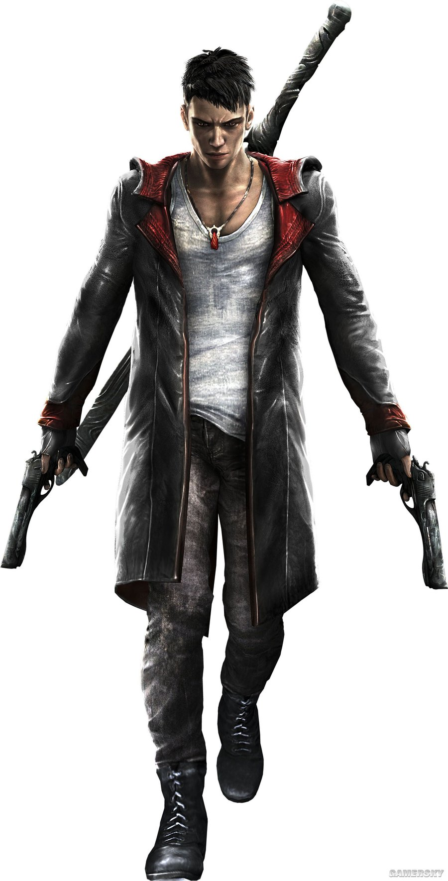 The Angry Gamer Blog  U2014 Why Dmc Sucks And Devil May Cry Is