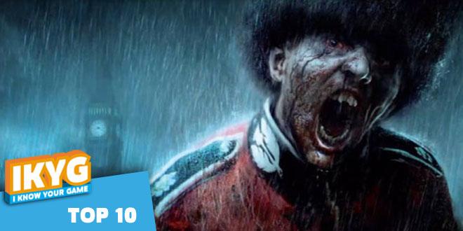 top 10 zombie spiele