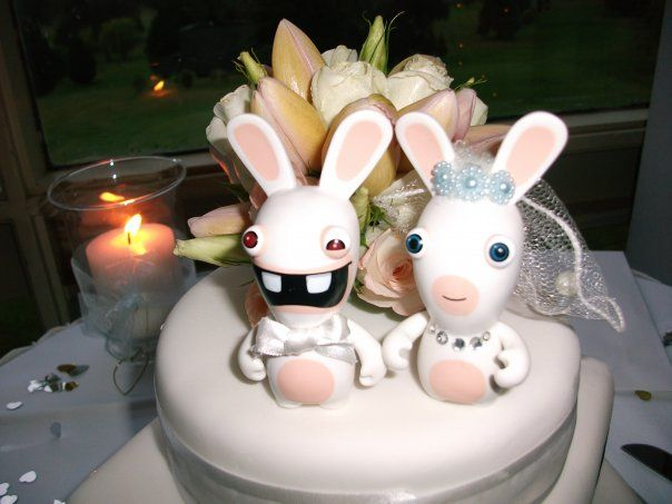 Raving Rabbits Hochzeit