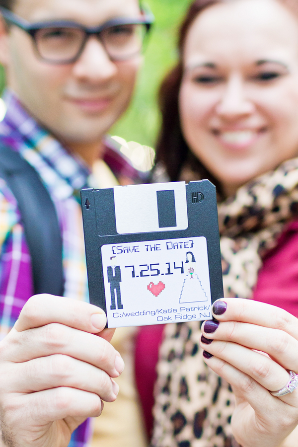 Save The Date Diskette