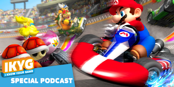 Special-Podcast Mario Kart