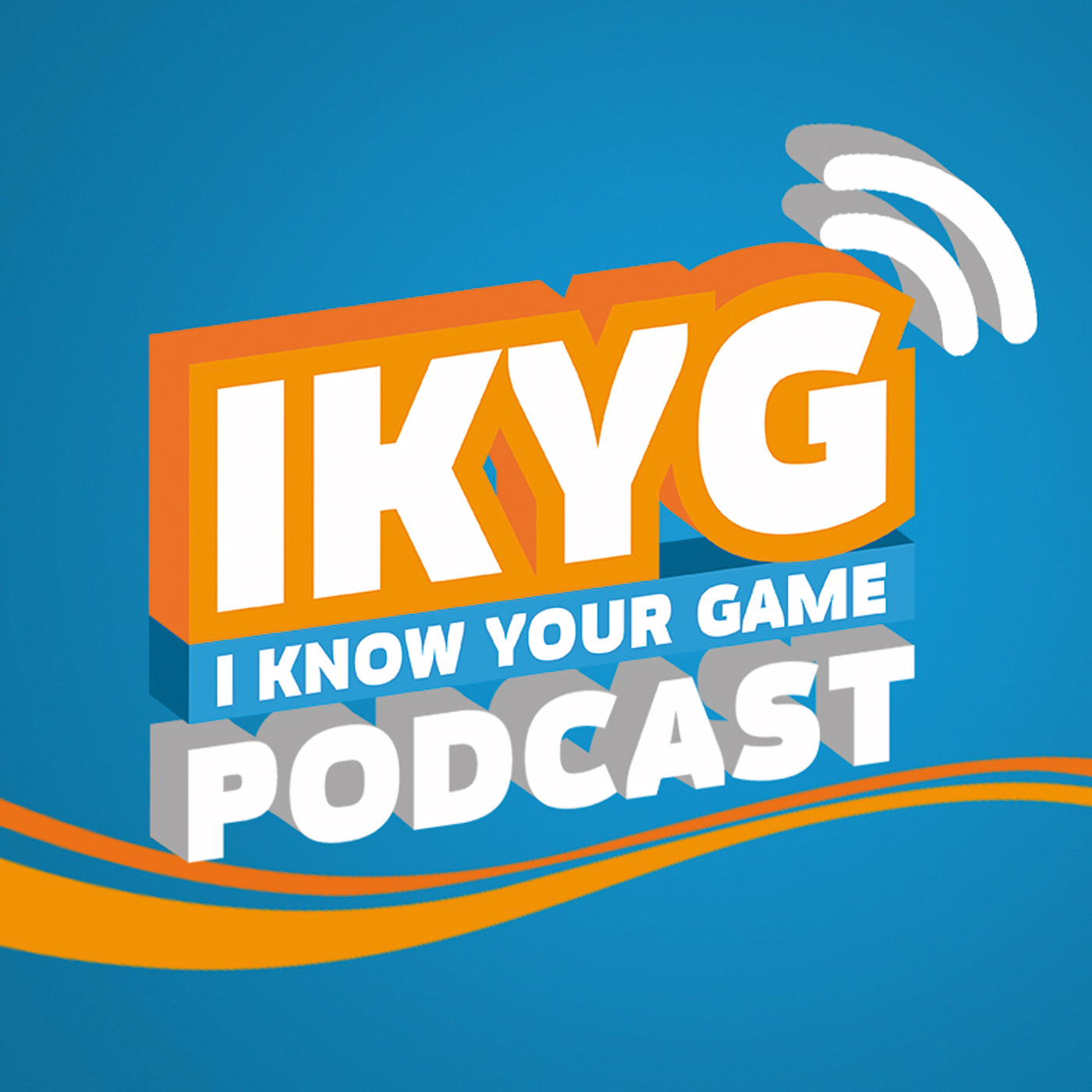 Der I KNOW YOUR GAME-Podcast - (IKYG)