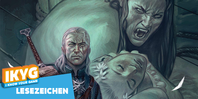 Witcher Comic Highlight