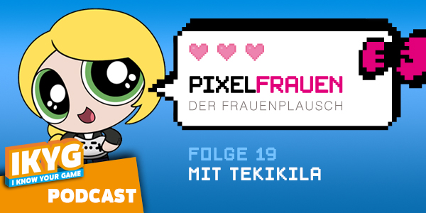 Pixelfrauen 19 Highlight