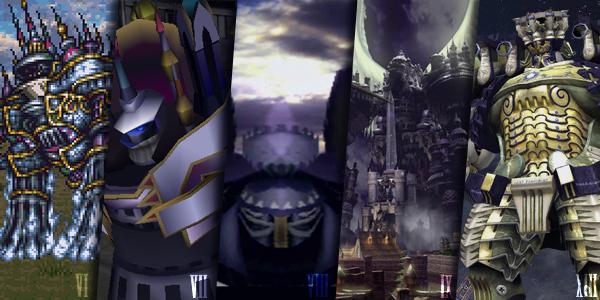Final Fantasy Alexander