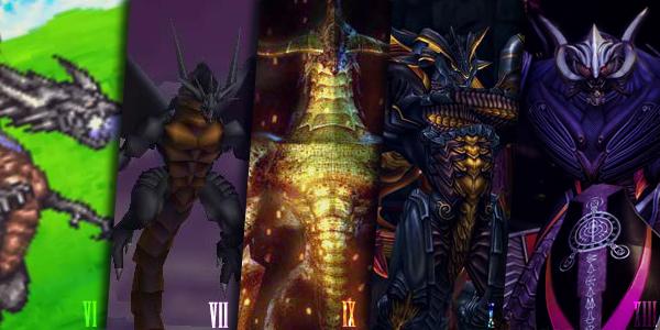 Final Fantasy Bahamut