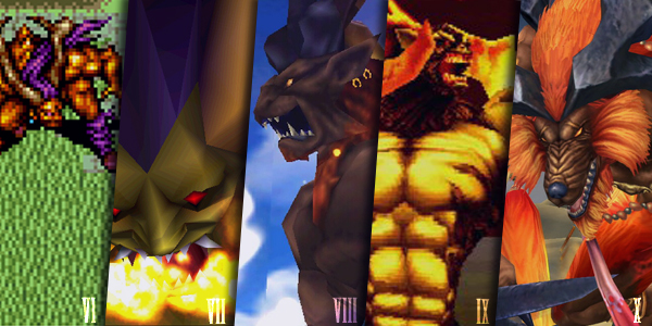 Final Fantasy Ifrit
