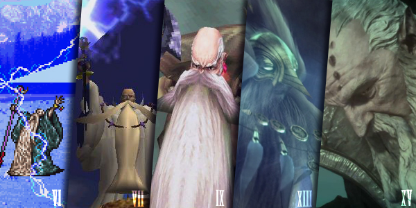 Final Fantasy Ramuh