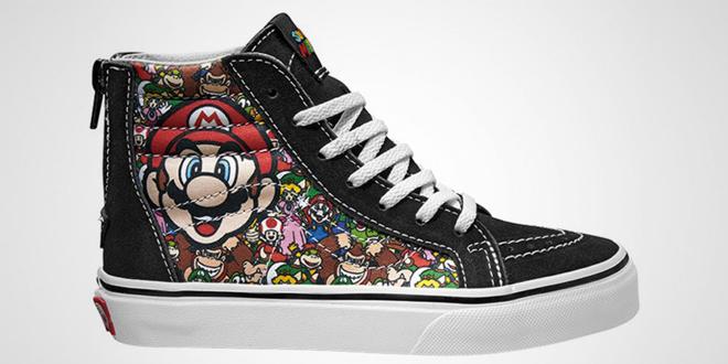 Vans Nintendo Highlight