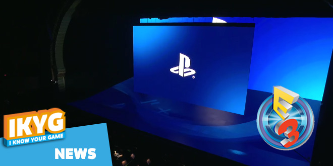 PlayStation E3 2016-Briefing