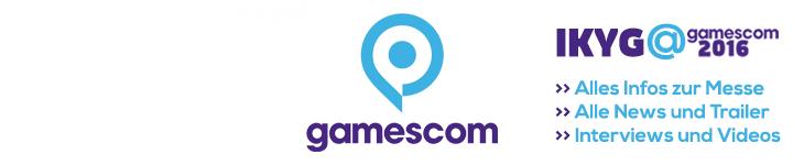 Unsere gamescom 2016-Microsite