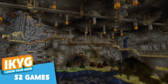 52 Games #15: Unter der Erde