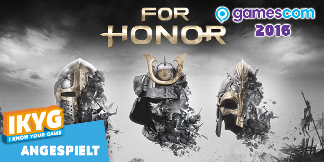 For Honor-Angespielt-Artikelbild