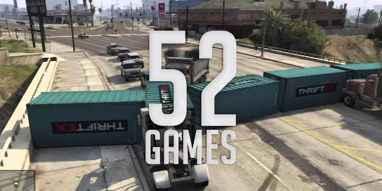52 Games: Grenzen