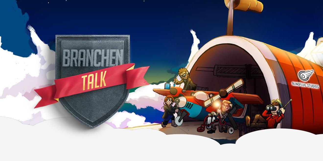 Branchen-Talk #01 mit Moritz Zumbühl von Blindflug Studios
