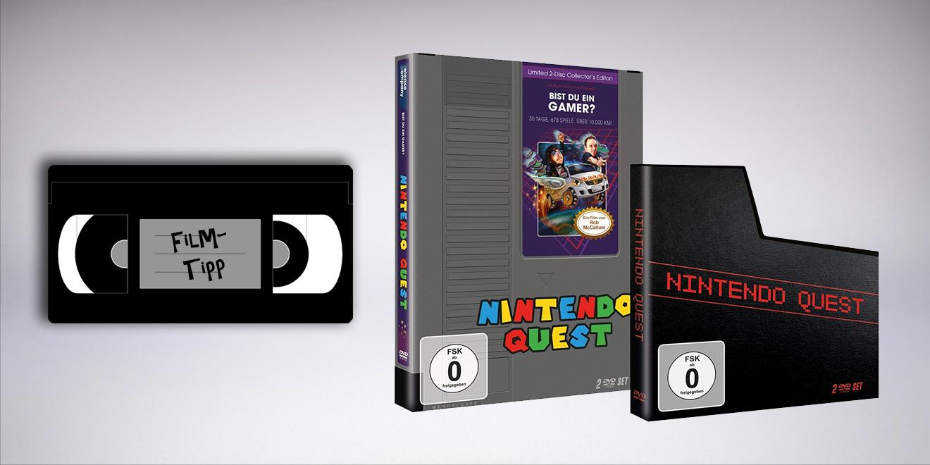 Pure Nostalgie zum 30. Geburtstag – Nintendo Quest