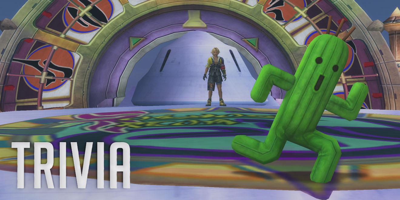 Monster, Bosse und ihre Herkünfte in Final Fantasy