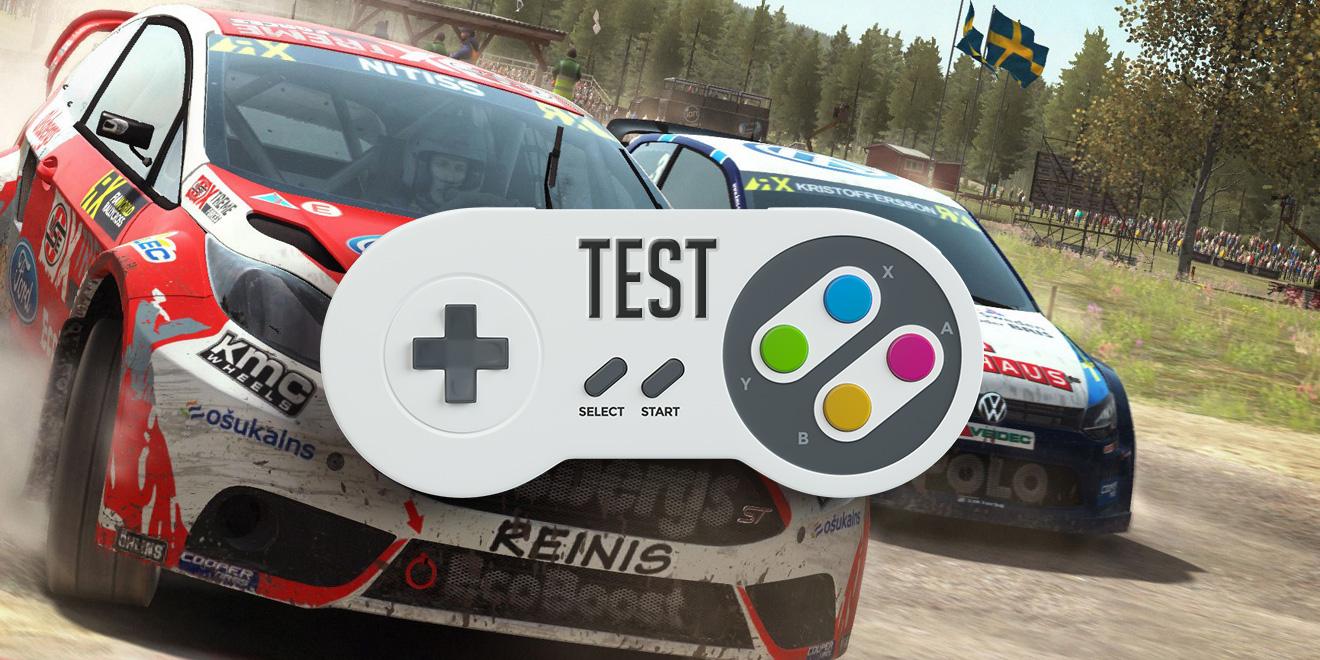 DiRT Rally: VR Edition