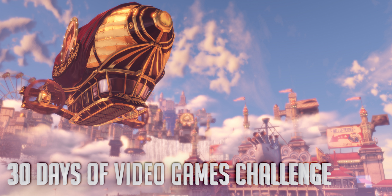 30 Days Video Game Challenge - Game-Setting