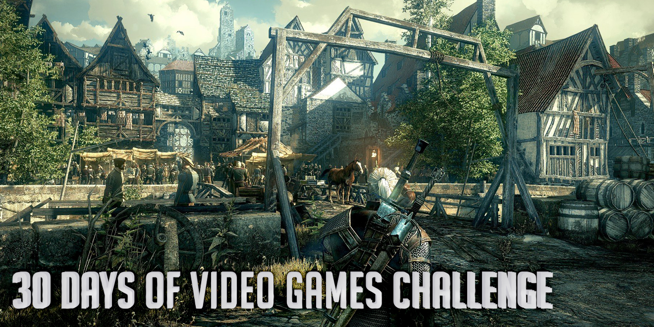 30 Days of Video Game Challenge