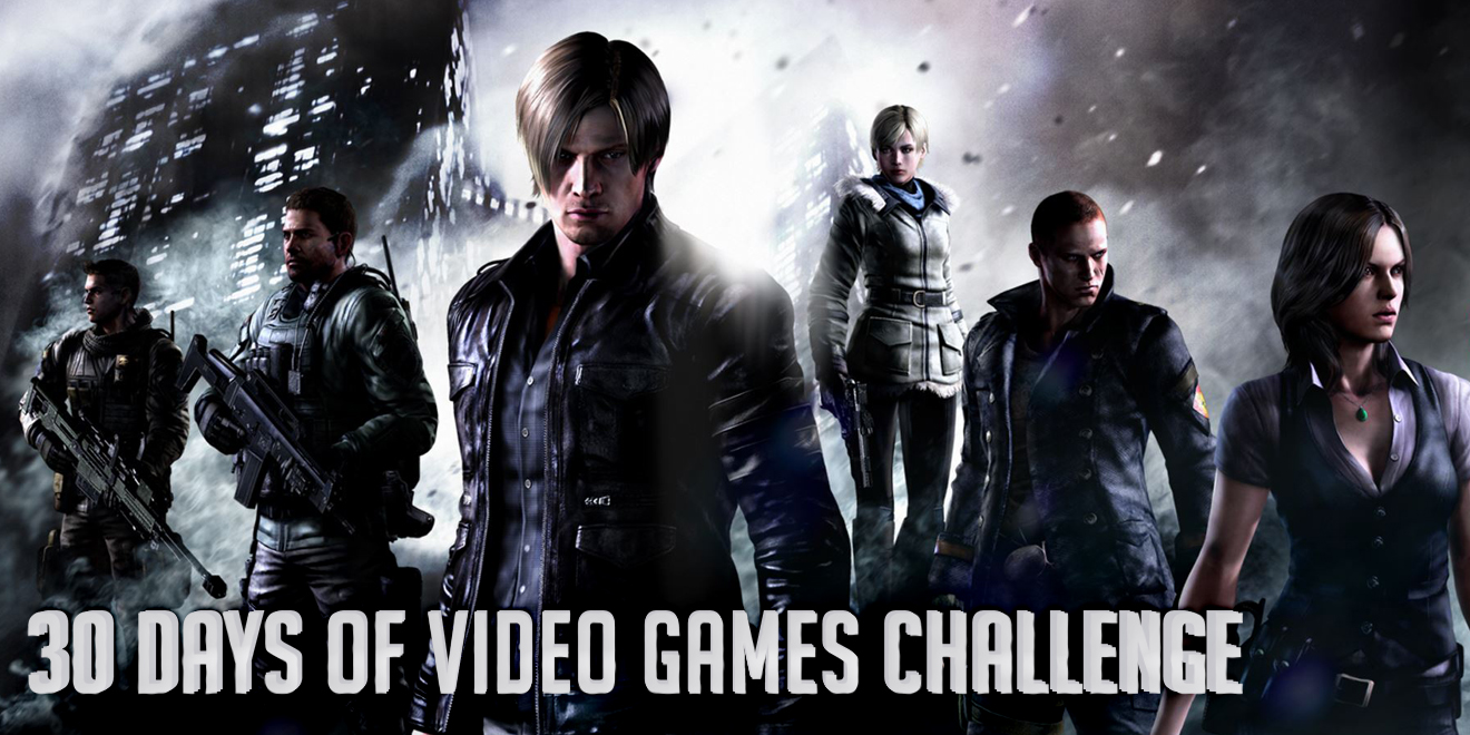 30 Days of Video Games Challenge