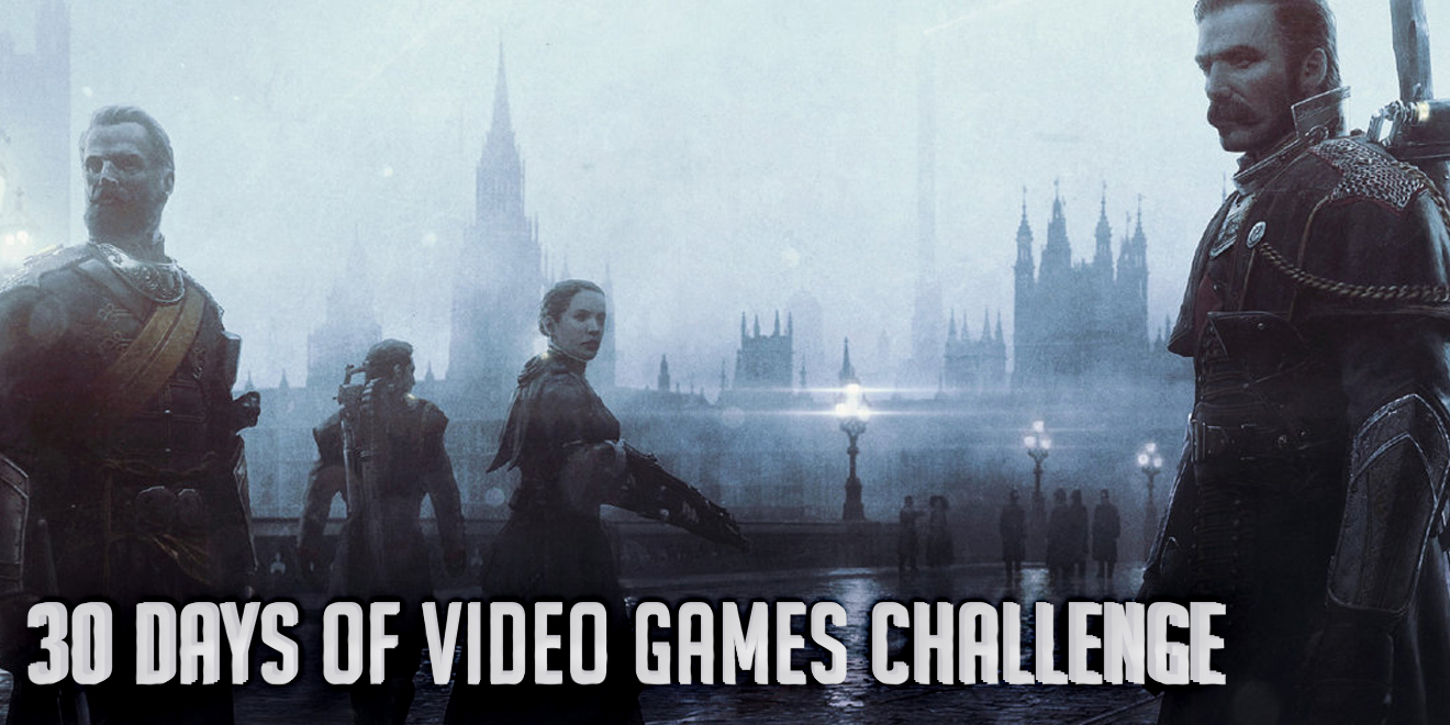 30 Days Video Game Challenge