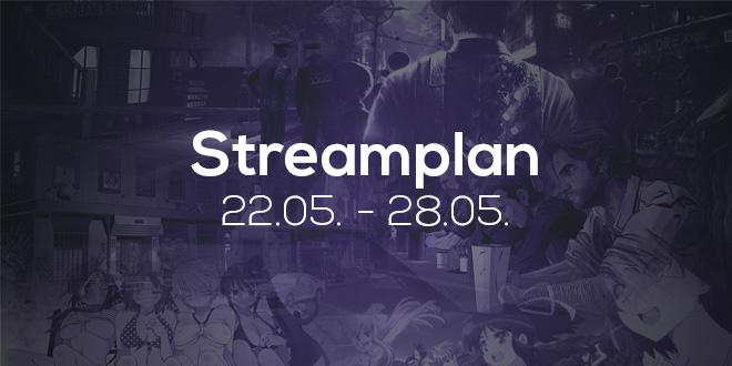 Streamplan KW 21 2017