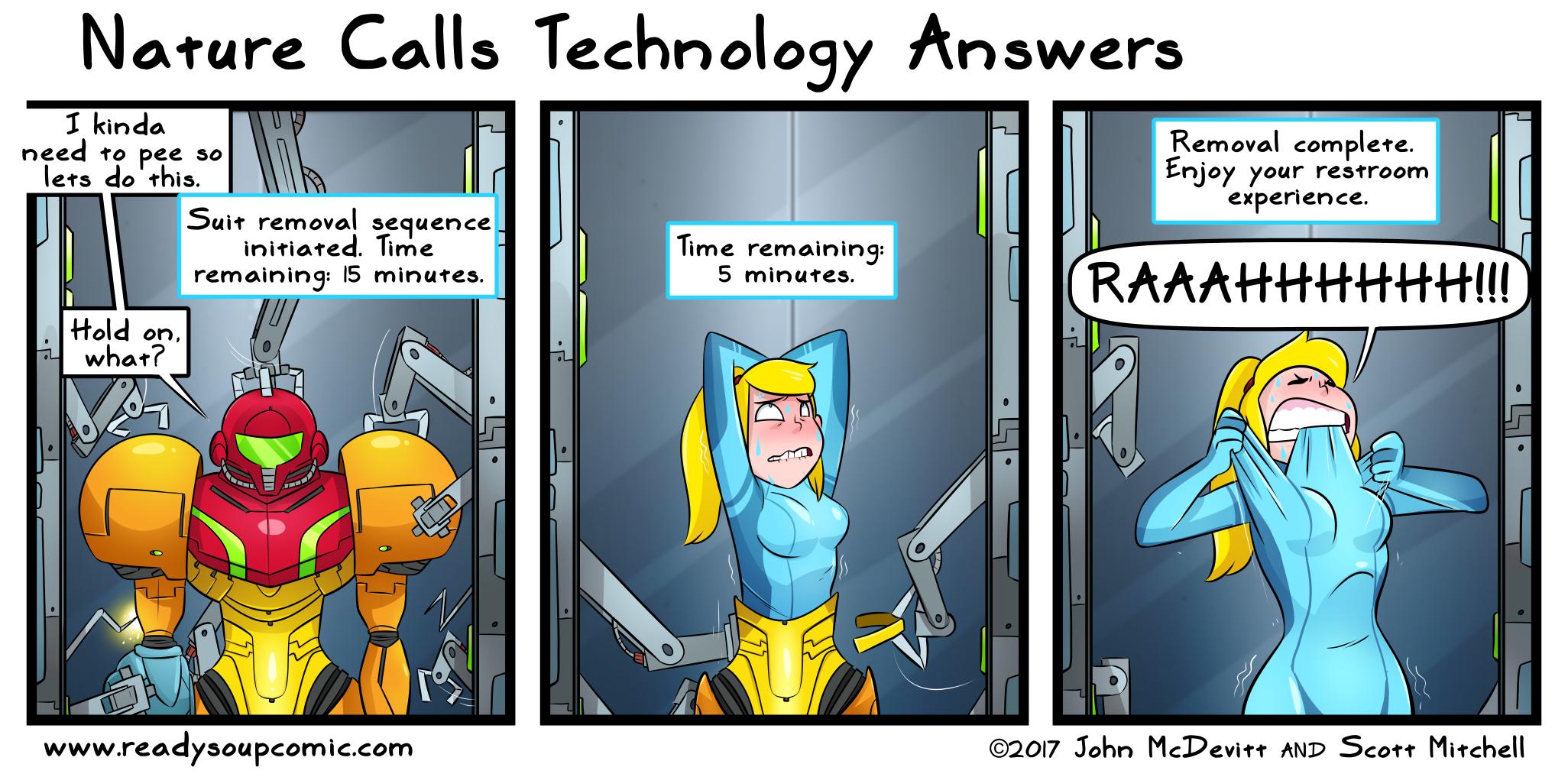 Natürliche Probleme-Comics