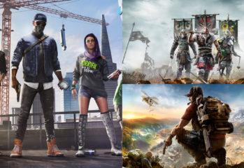 Ubisoft-Relaunch-Gewinnspielwochen