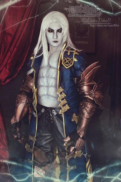 Top 10 castlevania lords of shadow 2 alucard cosplay by miyukikurame