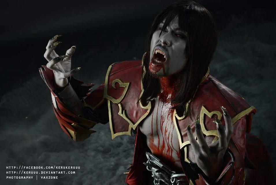 Top 3 Dracula Lords of shadows 2 by keruuu