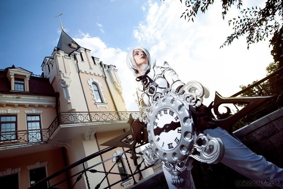Top 5 aeon castlevania cosplay by dominicportwein