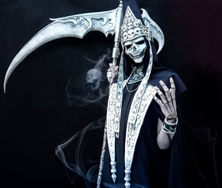 Top 9 death from castlevania cosplay by reneks