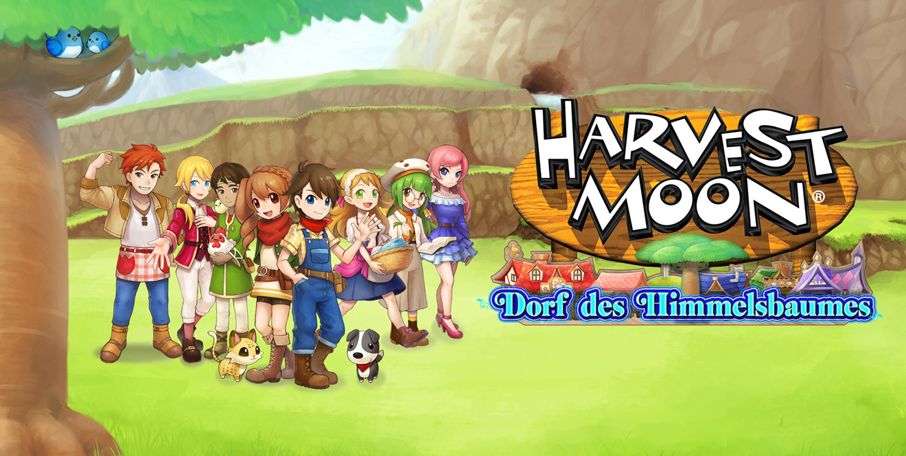 Harvest Moon: Dorf des Himmelsbaumes