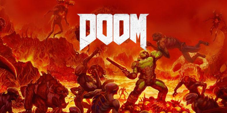 Doom für die Switch