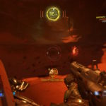 Doom für die Switch Arcade Modus Direkter Kill