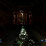Doom für die Switch Klassiche Doom Haltung