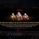 Doom für die Switch Multiplayer Extras