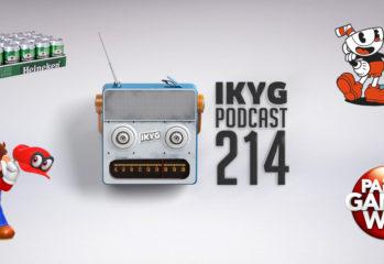 IKYG-Podcast: Folge 214 – Der Gaming-Herbst 2017