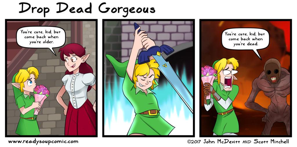 Anti-Aging-Fehlgeschlagen-Comics