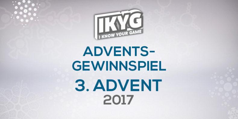 Advents-Gewinnspiel