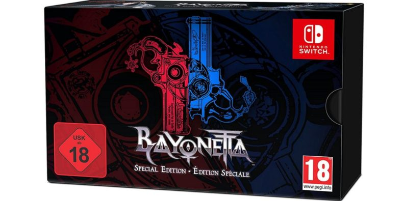 Bayonetta Special Edition Nintendo Switch