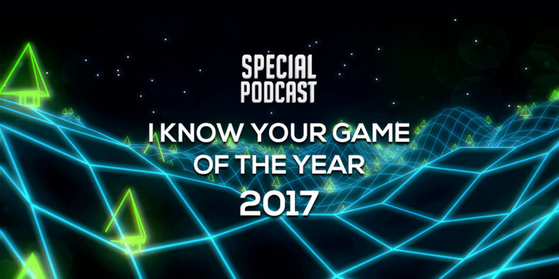 I KNOW THE GAME OF THE YEAR 2017
