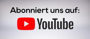 Abonniert uns auf Youtube