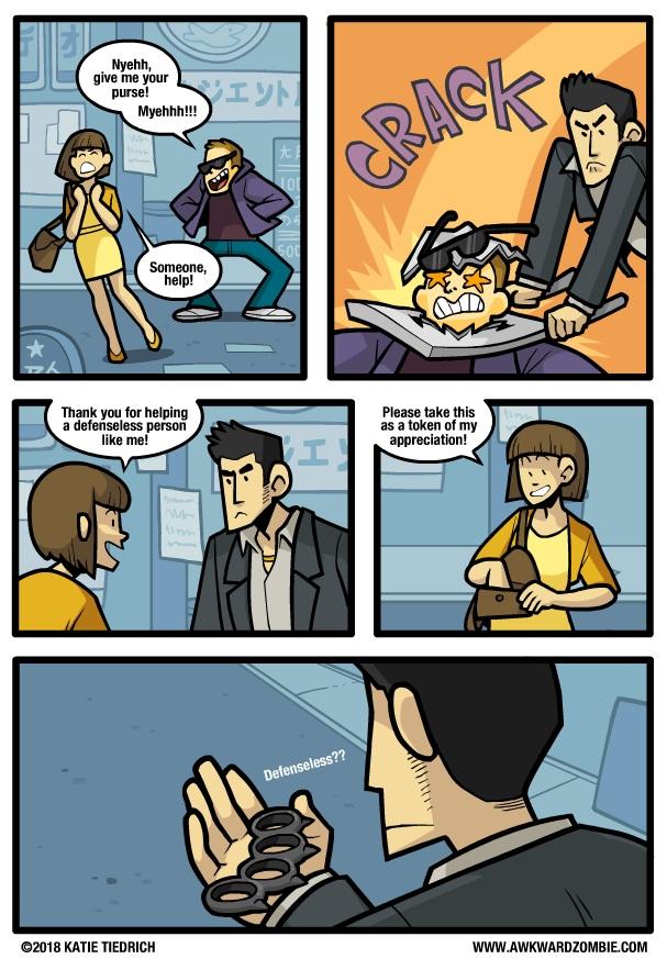 Friedliche-Nachbarschaft-Yakuza-Comics