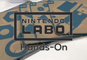 Nintendo Labo Hands-On